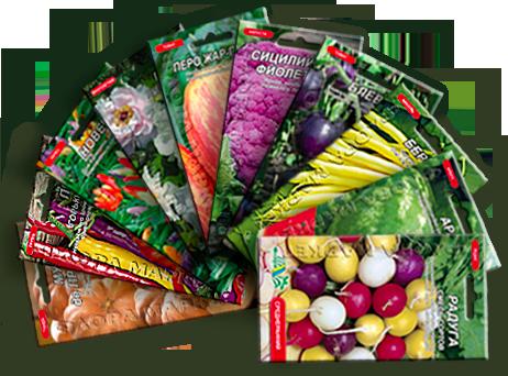Купить семена овощей и цветов почтой распродажа